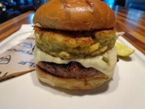 DSC06340 the burger 2 DS