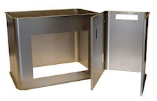 OVEN CABINET PART