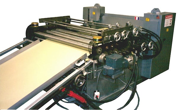 Cut To Length Sheet Metal Line