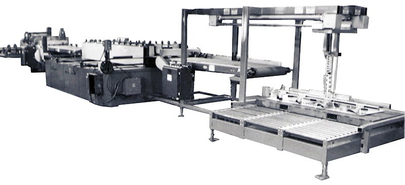 Furnace Wrapper Line