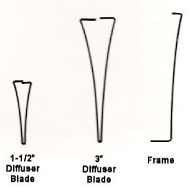 Light Diffuser Parts 2