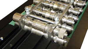 Basic Rollformer Inboard Tooling