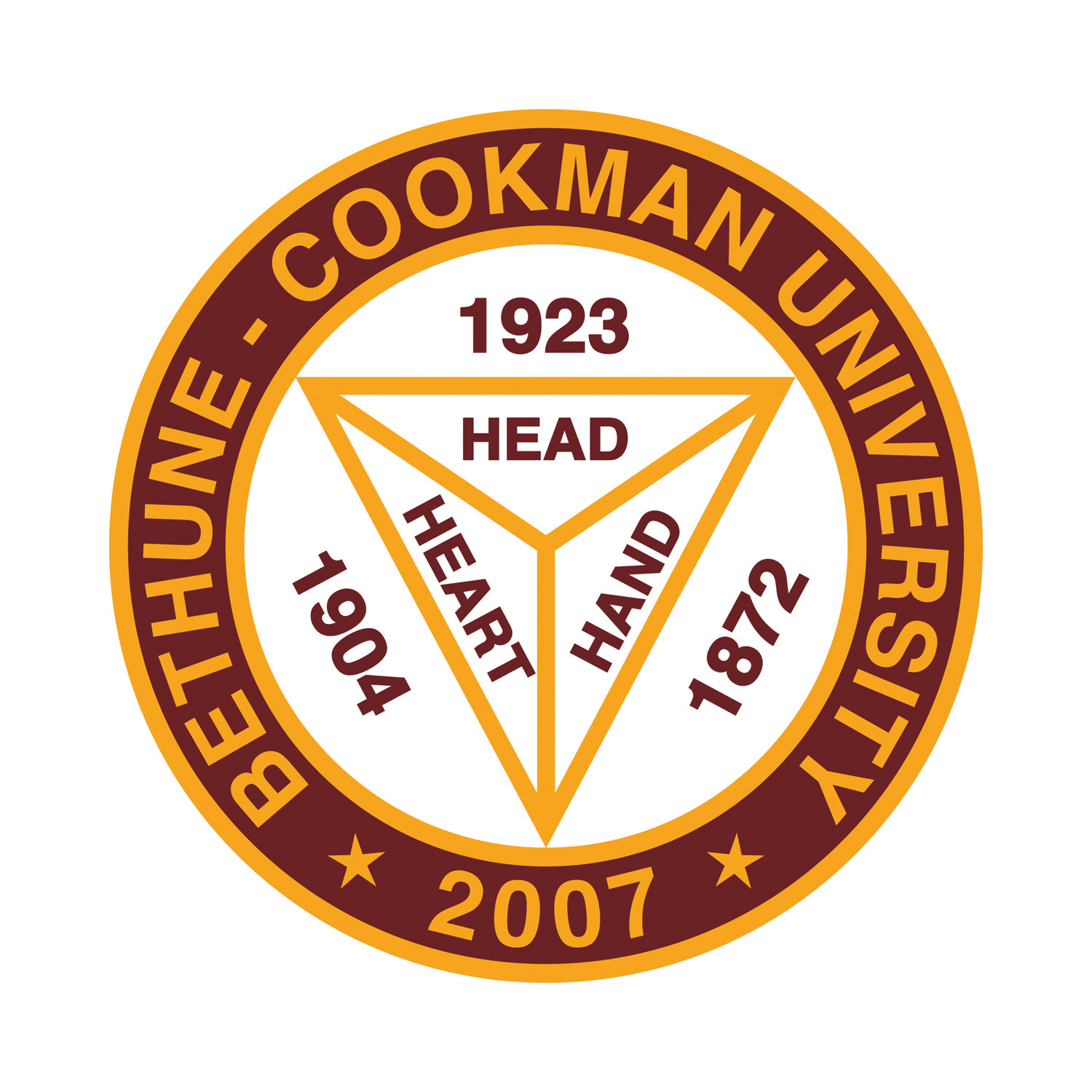Bethune Cookman Seal