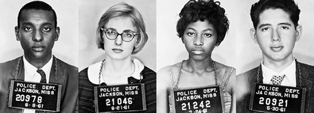 Freedom Riders Mug Shots 1961