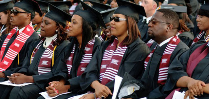 Alabama A&M University Graduation