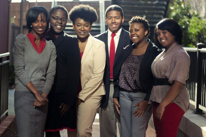 The HOPE Scholarship Team