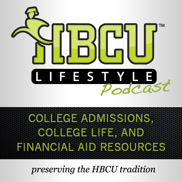 HBCU Lifestyle Podcast Cover