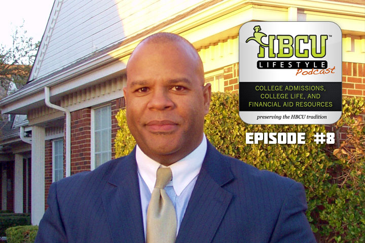 HBCU Lifestyle Podcast 8: The Black Greek Success Program with Eddie Francis