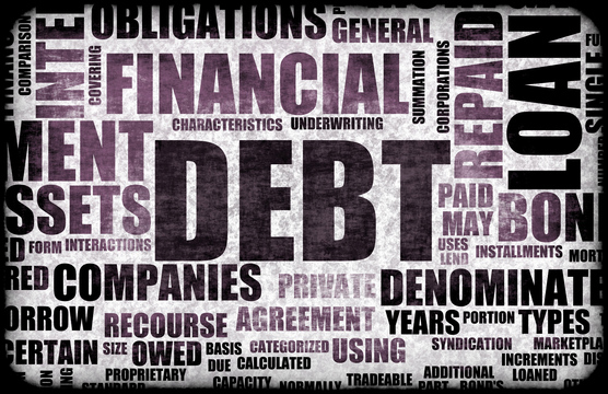 The Disastrous Consequences of Amassing Debt