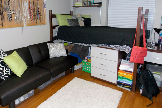 Dorm Room Ideas for Your Creative College Students