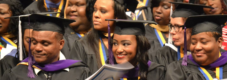 Southern University at New Orleans 2015 Graduates