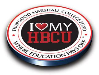 Thurgood Marshall I love my HBCU Month Seal