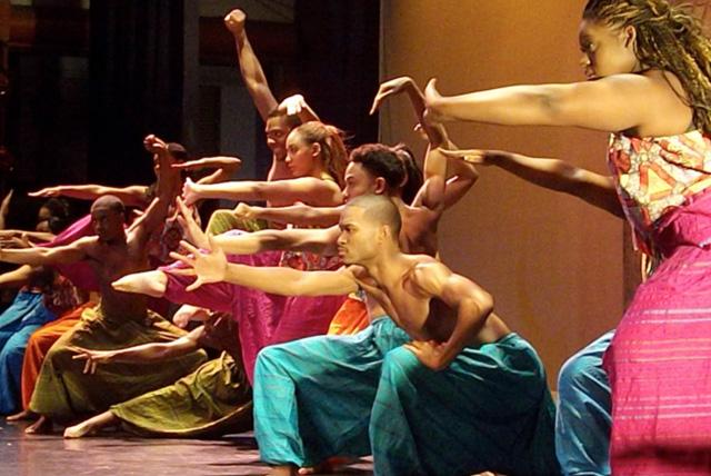 Alabama State University Theatre Arts Department Dance Program