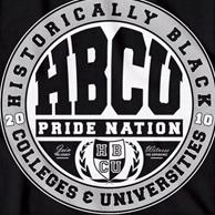 Black HBCU Pride Nation T-Shirt