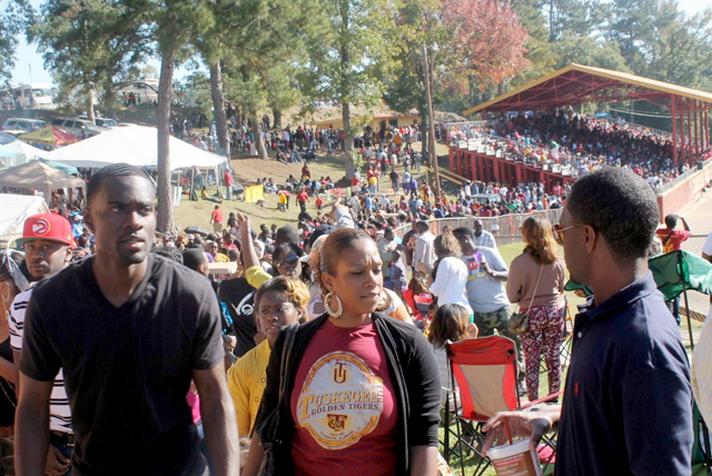 Tuskegee University Homecoming.