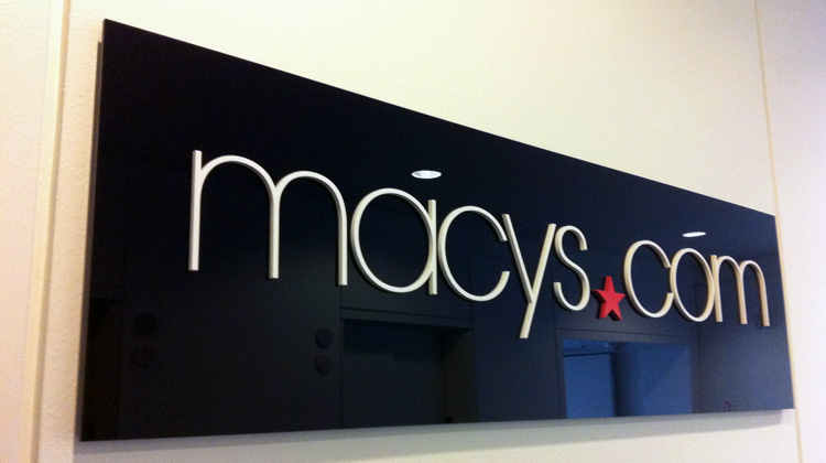 Macy's Internship 2016: Corporate offices sign at Macys.com