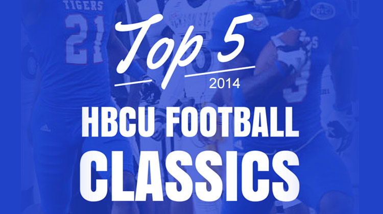 2014 Top 5 HBCU Football Classics
