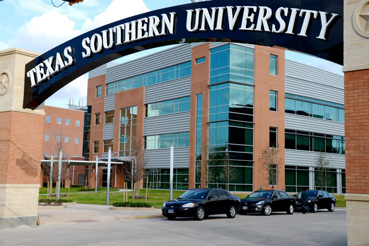 Texas Southern University's Leonard H. O. Spearman Technology building.