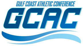 he Gulf Coast Athletic Conference Logo