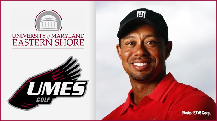Tiger Woods Launches UMES Golf Management Scholarship