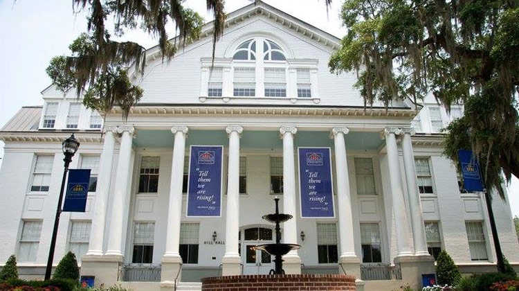 Hill Hall Savannah State University
