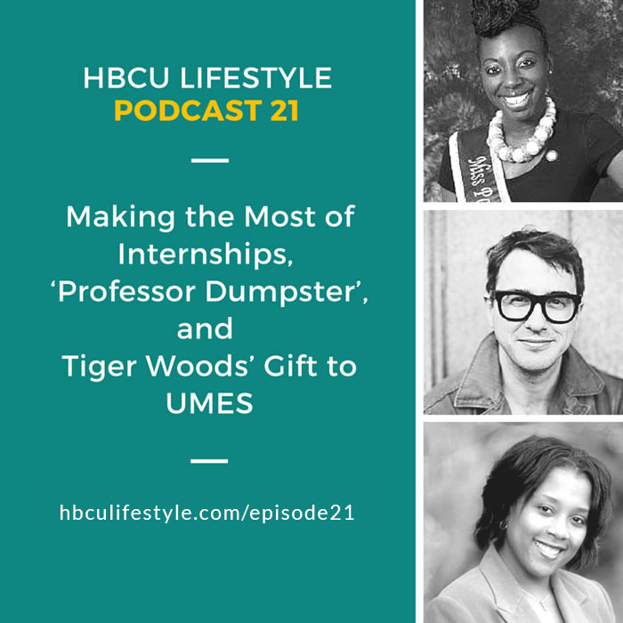HBCU Lifestyle Podcast Episode 21