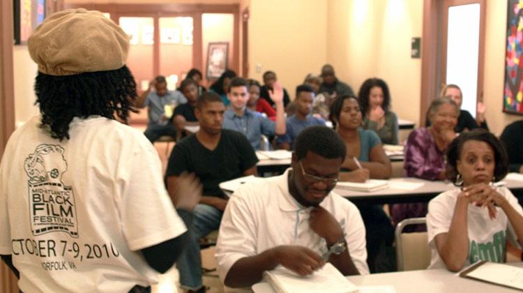 Organization of Black Screenwriters Internship