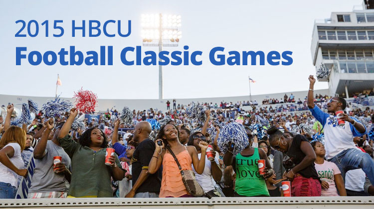 Image from the 24th Annual Southern Heritage Classic at the Liberty Bowl Memorial Stadium in Memphis, TN.