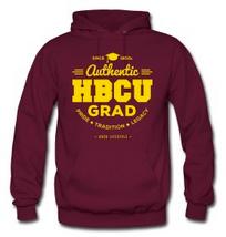 Authentic HBCU Grad Hoodie