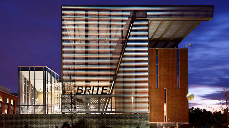Biomanufacturing Research Institute and Technology Enterprise (BRITE) Building