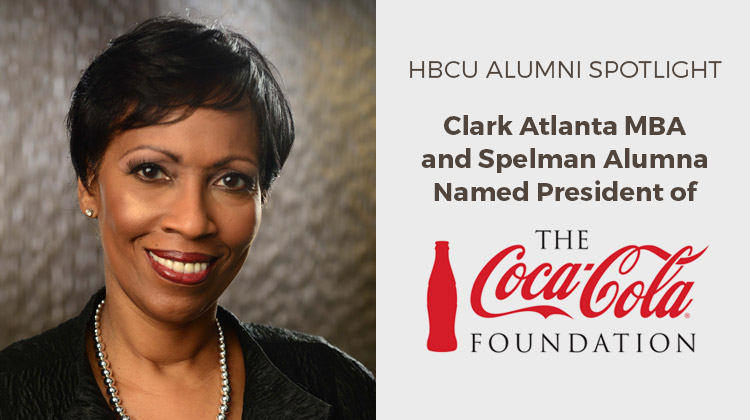 Helen Price, President of The Coca-Cola Foundation