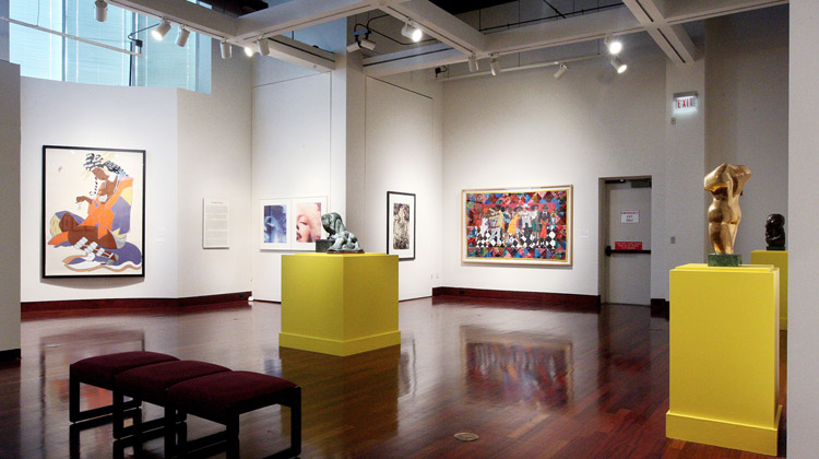 Curatorial Studies: Spelman College Museum of Fine Art