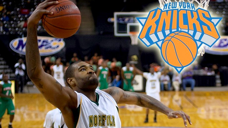 Kyle O'Quinn of the New York Knicks Earns Degree at Norfolk State