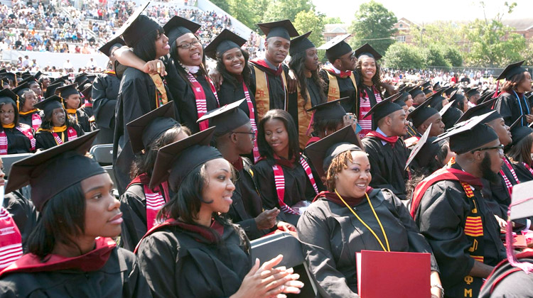 HBCU Excellence: Clark Atlanta University Class of 2016 Graduates