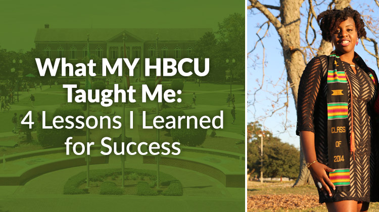 What MY HBCU Taught Me: Up-and-coming young professional  Duresny Nemorin reflects on the life lessons from her alma mater FAMU.