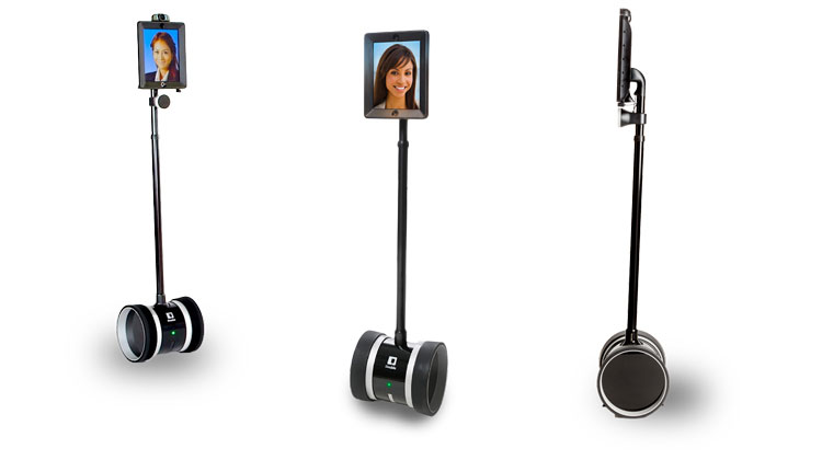 Telepresence robots from Double Robotics used at Alabama A&M University