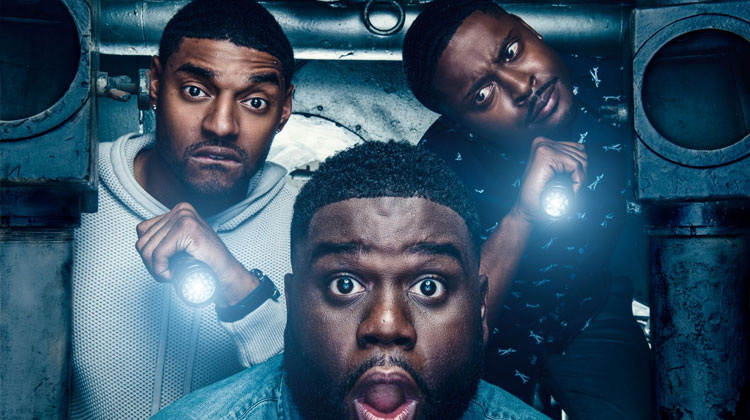 Ghost Brothers TLC Network stars, Dalen, Juwan and Marcus.