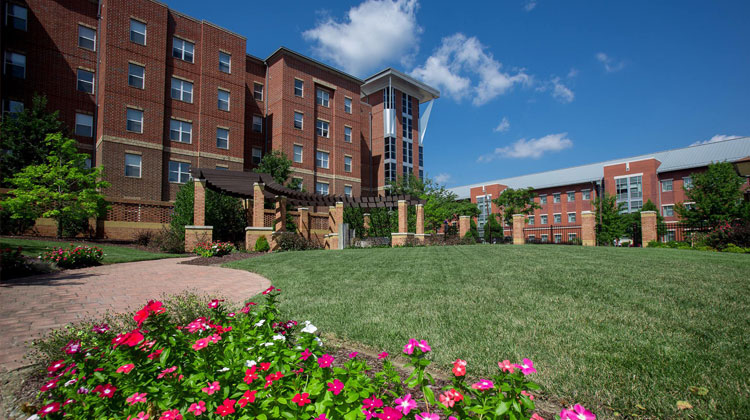 North Carolina Central University Campus
