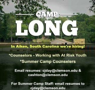 Clemson University Job Posting