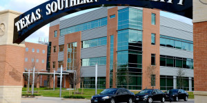 Texas Southern University's Leonard H. O. Spearman Technology building.