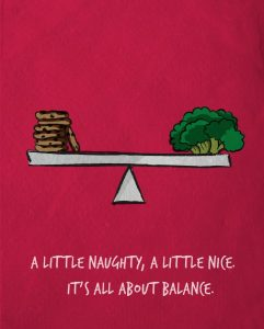 Stay Balanced This Holiday!