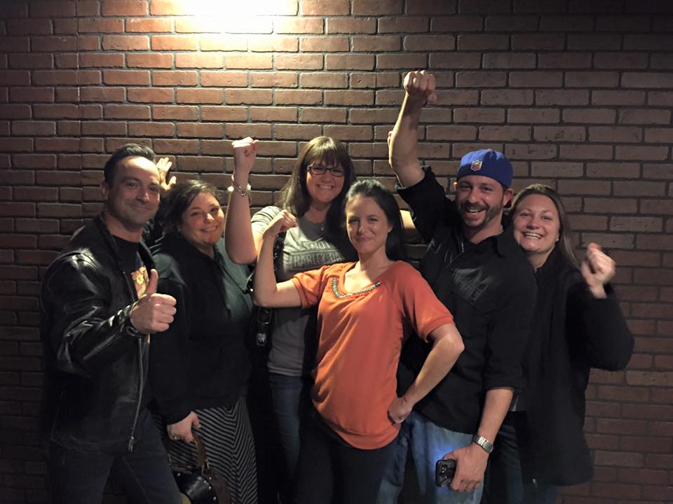 Early Trapped Escape Room Buffalo Guests!