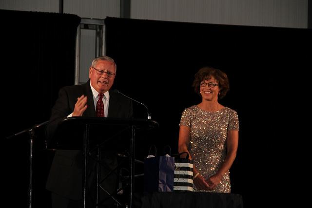 Kathy Hettick installed as NSA President