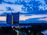 Mohegan Sun resort photo