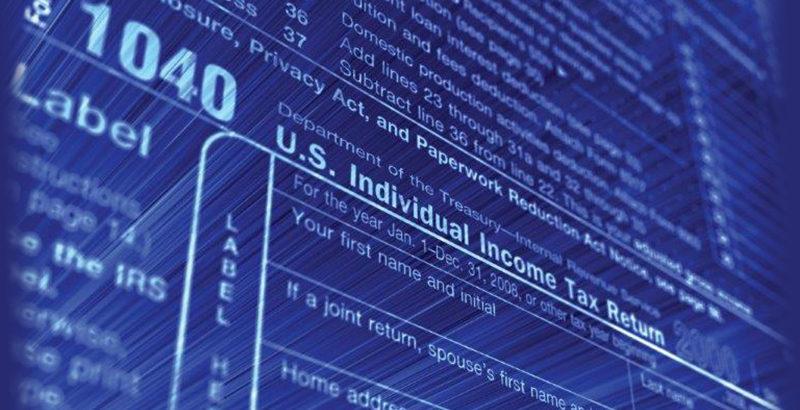 digital IRS 1040