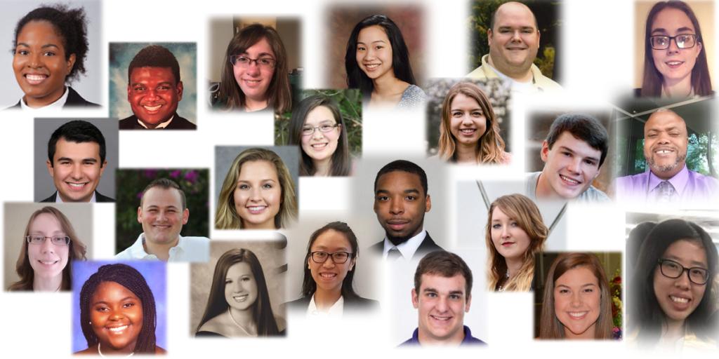 Scholarship Winners 2017