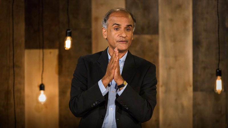 Pico Iyer / Site TED