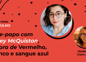 Entrevista com Casey McQuiston
