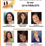 NAWBO Orlando Business Plan Finalist Susan Berry 2014