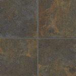 The perfect flooring for a home with pets. Porcelain Slate Tiles-Rustic Patina- Weathered Texture